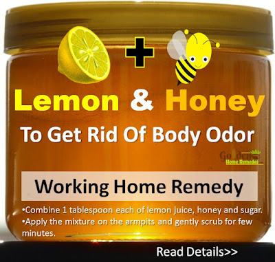 Lemon and Honey For Body Odor, Lemon For Body Odor, Lemon And Body Odor, How To Use Lemon For Body Odor, Is Lemon Good For Body Odor, How To Get Rid Of Body Odor, Home Remedies For Body Odor, Remedies For Body Odor, Body Odor Treatment,