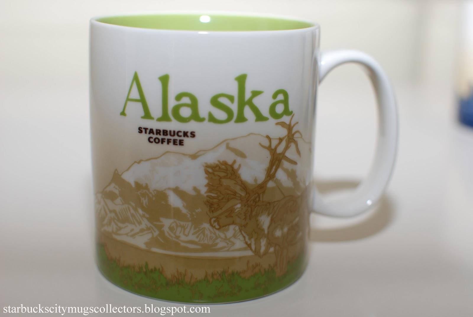 Starbucks City Mugs: USA GLOBAL ICONS