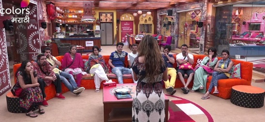 Who will be the new captain of the house in Bigg Boss Marathi?