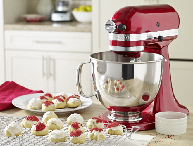 For The Love of Baking - Give Yourself A Mixer