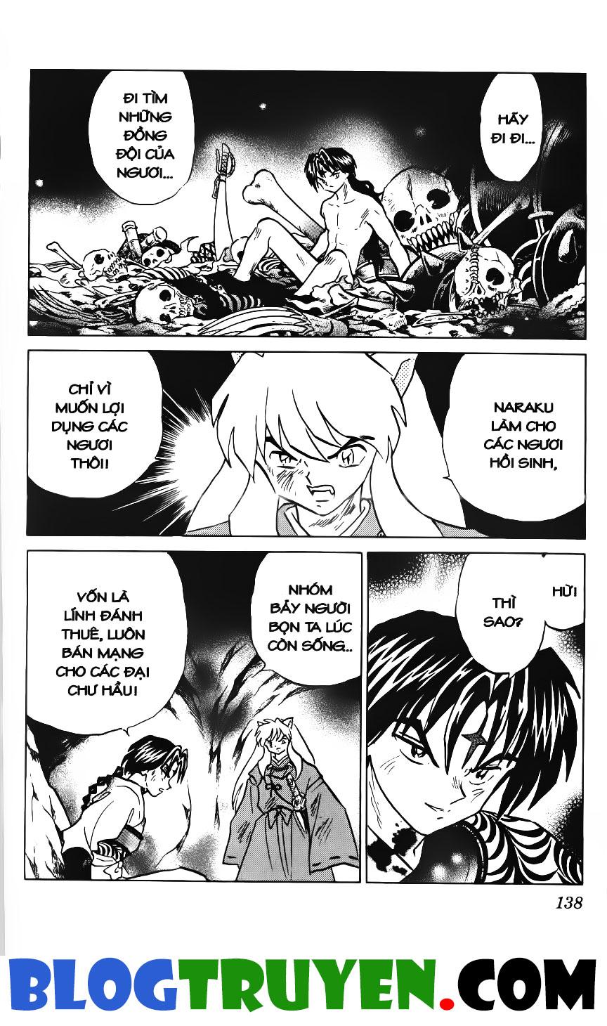 Inuyasha vol 28.8 trang 7