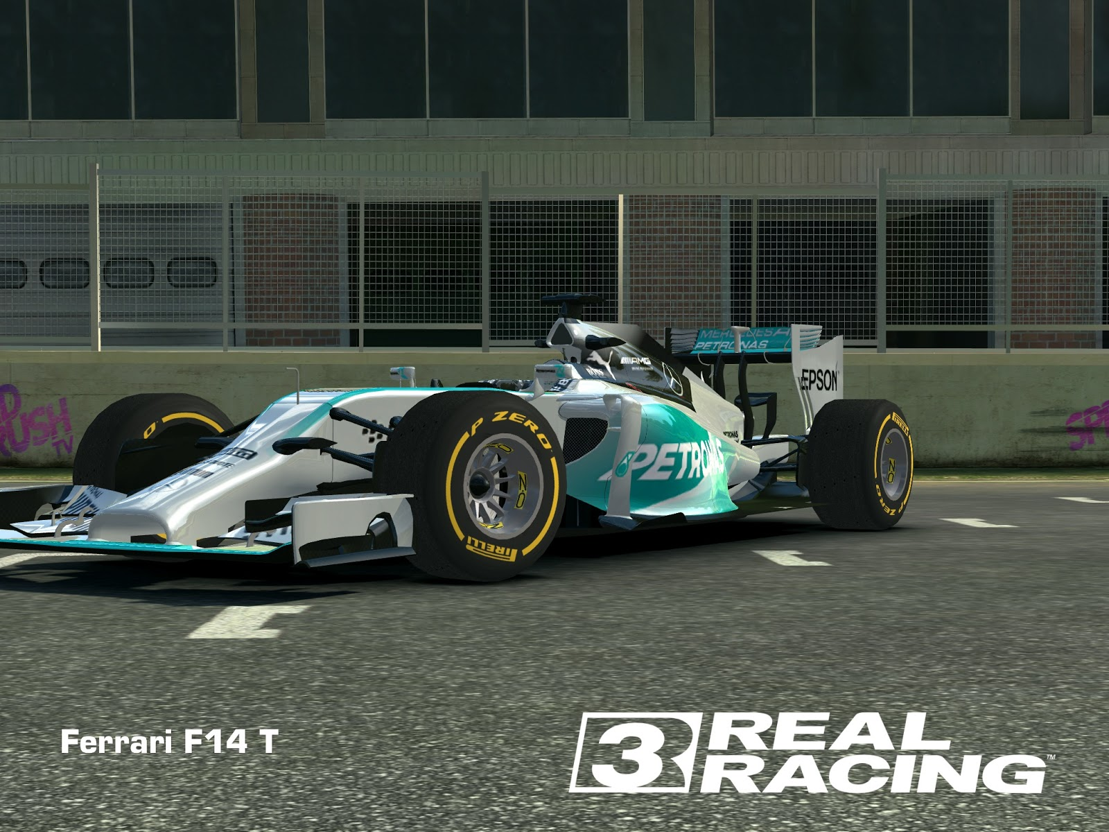 real racing 3 mod skin livery vinly 2014 ferrari f1 f14t f1 2015 mercedes amg petronas f1 team. Black Bedroom Furniture Sets. Home Design Ideas