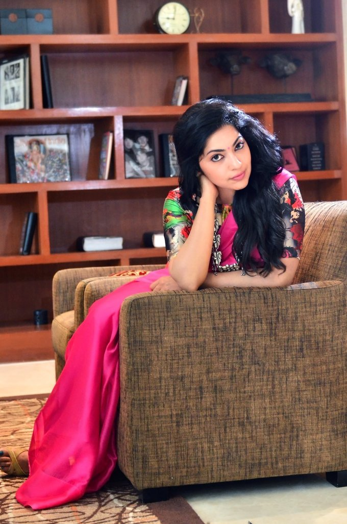 Ramya Subramanian VJ Latest Awesome Photos