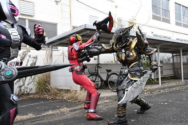 Kamen Rider Zi-O (Episode 21) Subtitle Indonesia