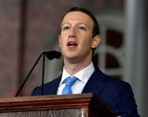 'My goal for 2018 is to 'fix' Facebook' - Mark Zuckerberg