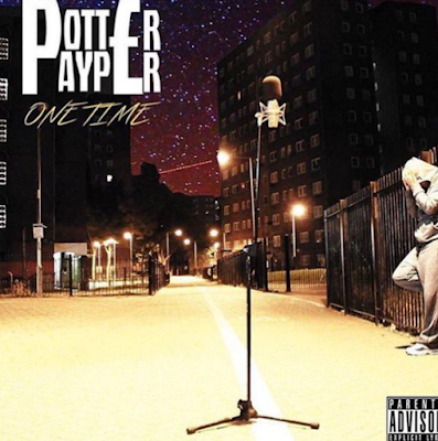 POTTER PAYPER - ONE TIME Cover