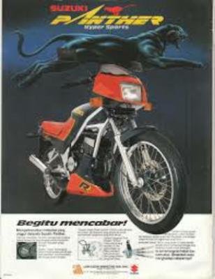 Gambar Suzuki panther 150