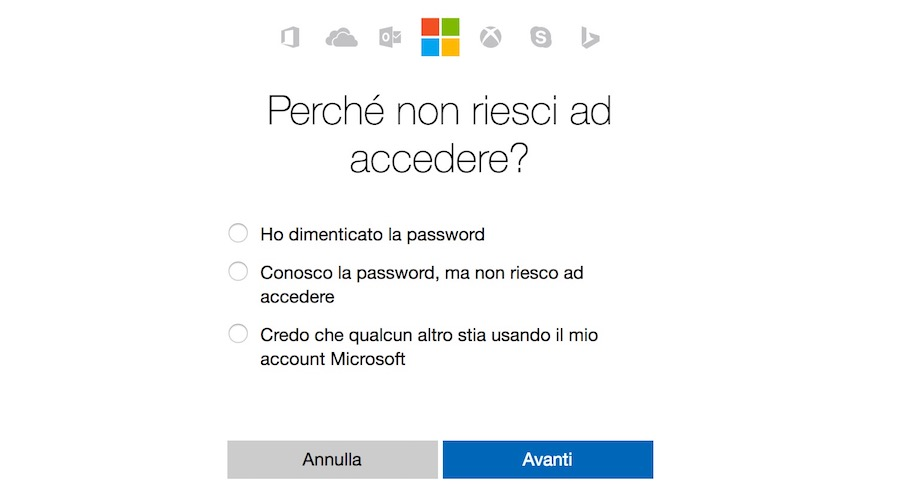 Password Windows 10 dimenticata: cosa fare?