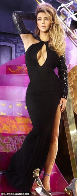 Kim Kardashian And Carmen Electra Who Wore This Saint
