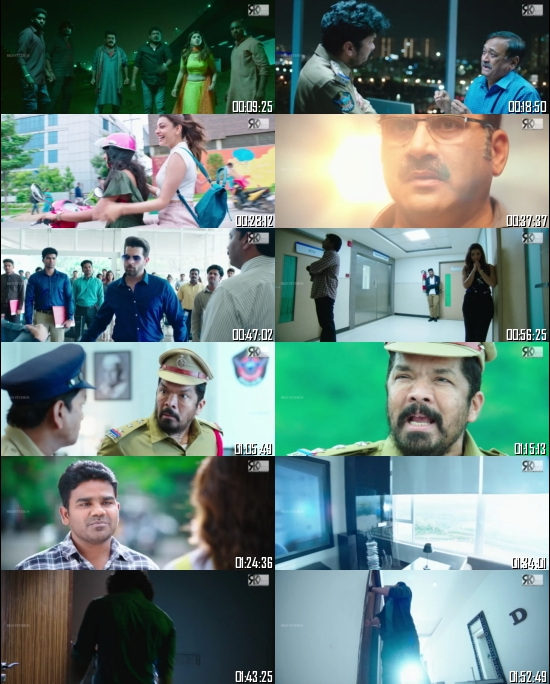 Inspector Vijay 2019 Hindi Dubbed 720p 480p Full Movie Download