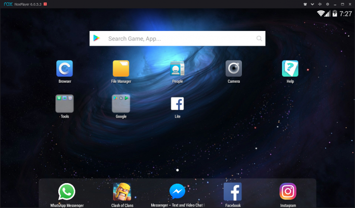 Download Emulator Android Nox Player 6