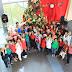 Con encendido de arbolito Hospital Ney Arias Lora inicia festividades navideñas