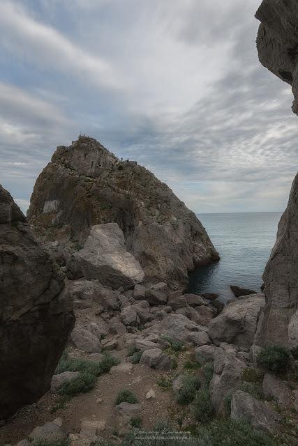 Скала Диво, Симеиз, Крым.