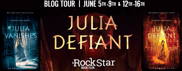 Rockstar Book Tours Tour Schedule Julia Defiant By Catherine Egan