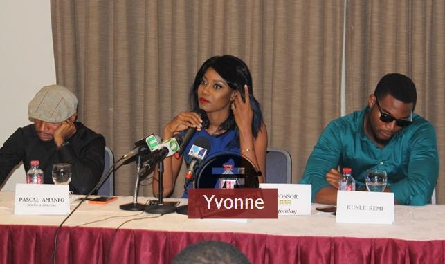yvonne nelson threatens nigerian journalist