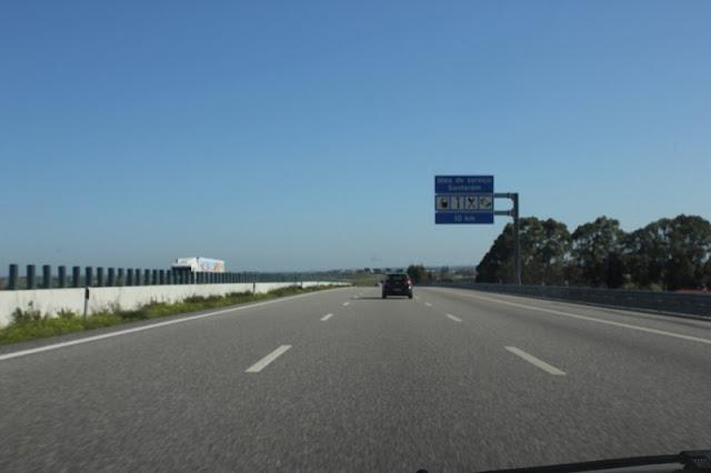 De carro até Fátima saindo de Lisboa