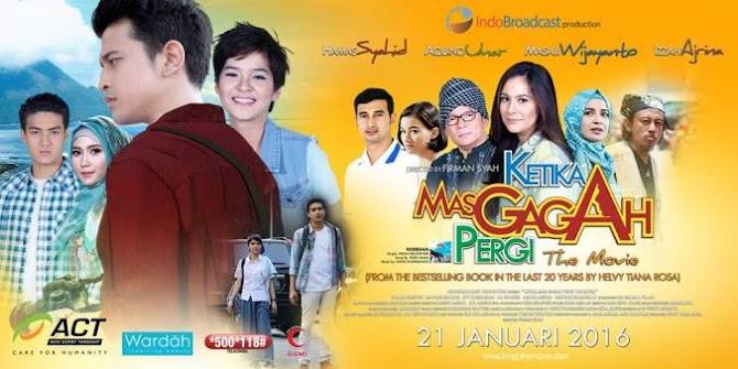 [Review] Film Ketika Mas Gagah Pergi (KMGP)