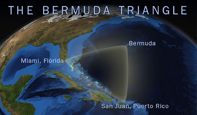 20 years research on bermuda triangle