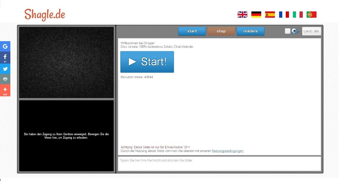 Webcam Chat Deutsch