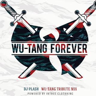 DJ Plash - Wu Tang Tribute