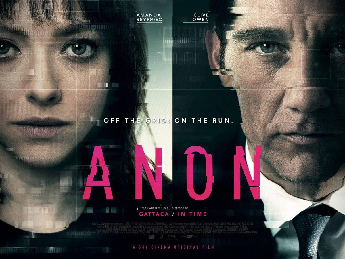 Đón xem bộ phim Anon (Cô gái vô danh) sẽ được phát sóng vào lúc 20h thứ Hai (4/3) trên kênh K+1 và K+1 HD