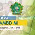 Download Kisi-Kisi UAMBD Madrasah Ibtidaiyah Tahun 2017-2018