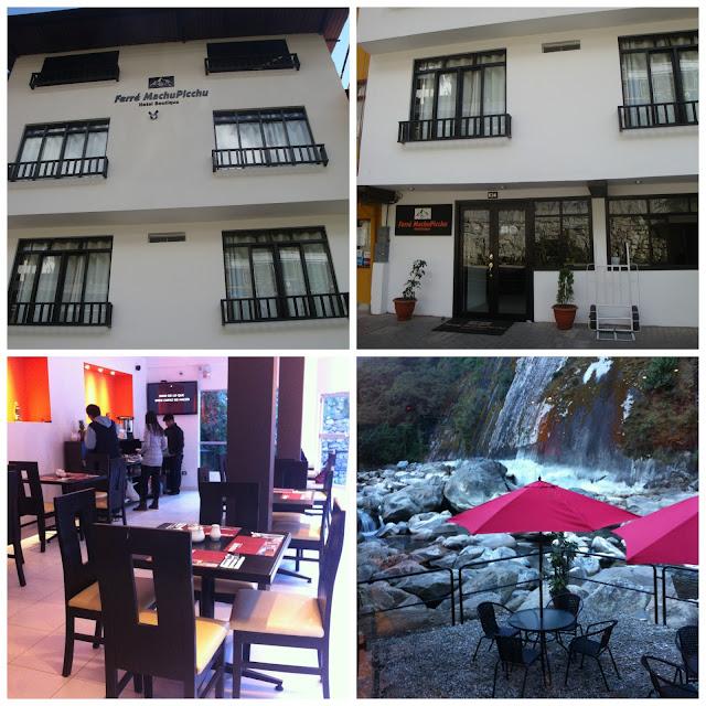 Onde ficar em Aguas Calientes - Hotel Ferré Machu Picchu