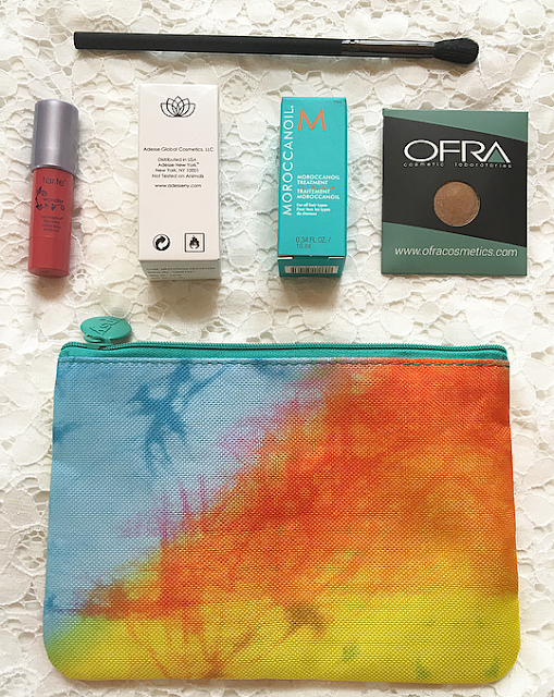 April 2016 Ipsy Bag First Impressions and Swatches ...