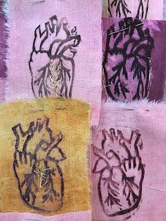 Libro de arte textil