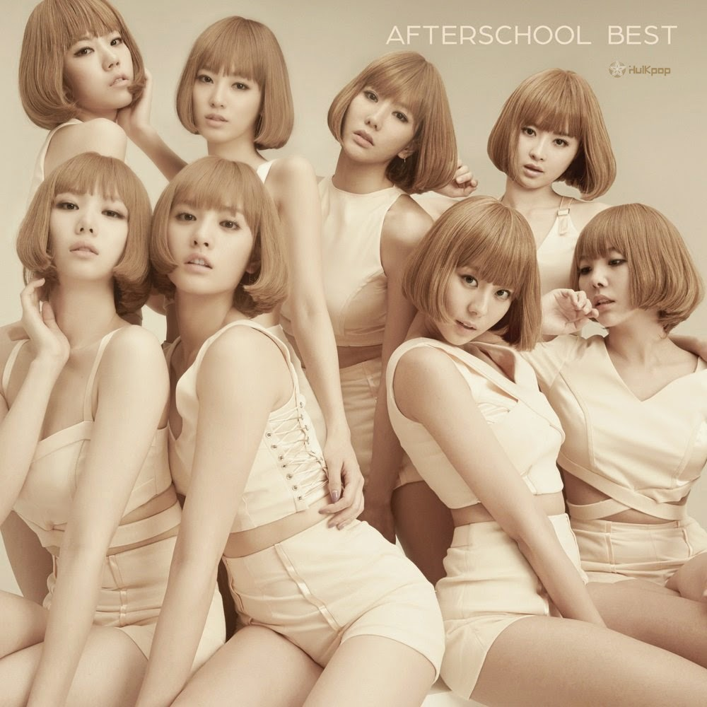 AFTER SCHOOL – BEST (Japanese)