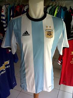 Jersey Argentina Home Copa Centenario 2016
