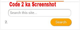 Code 2 Screen Shot