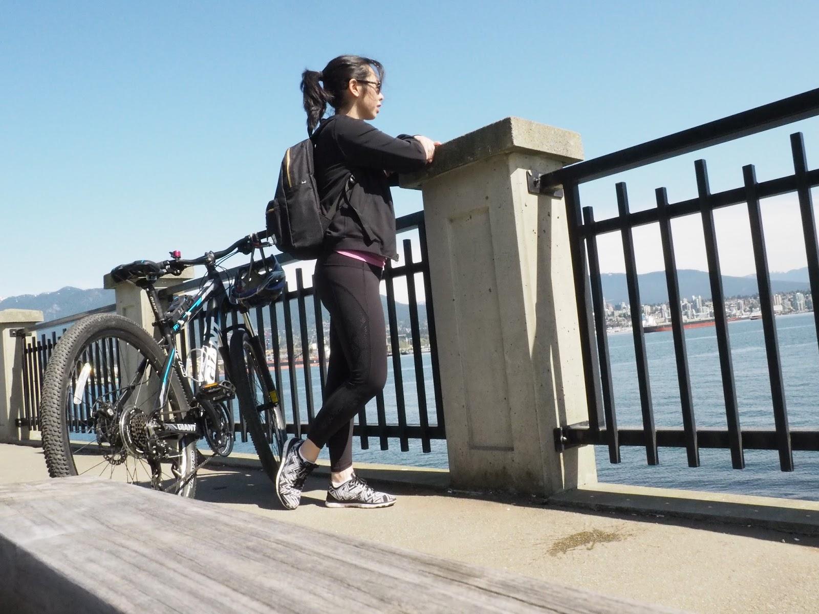 Stanley Park-bike ride