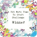 I was a winner here in October 2020 - challenge #124
