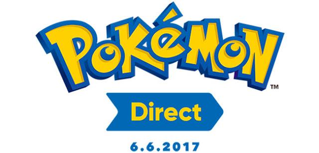 Se anuncia un nuevo Nintendo Direct enfocado a Pokémon, ¡nuevo pokémon confirmado!