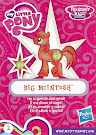 My Little Pony Wave 18 Big McIntosh Blind Bag Card