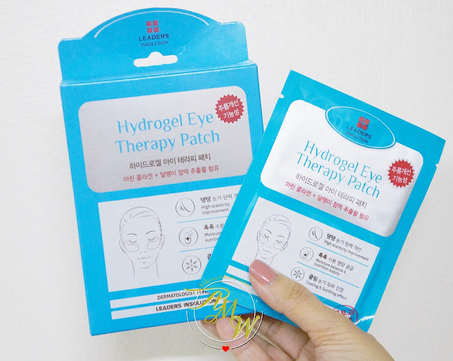 a photo of Leaders Insolution Hydrogel Eye Therapy Patch