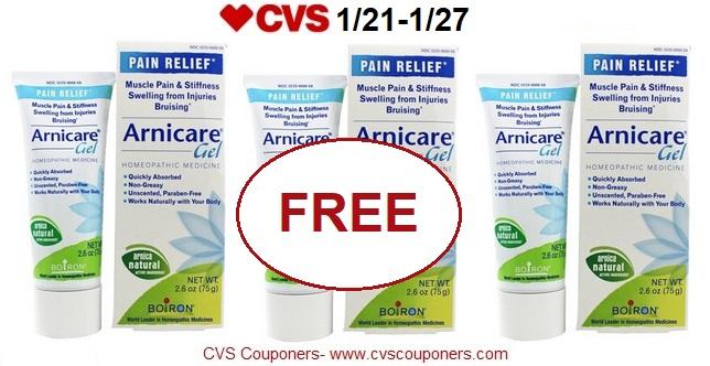 http://www.cvscouponers.com/2018/01/free-arnicare-gel-at-cvs-121-127.html