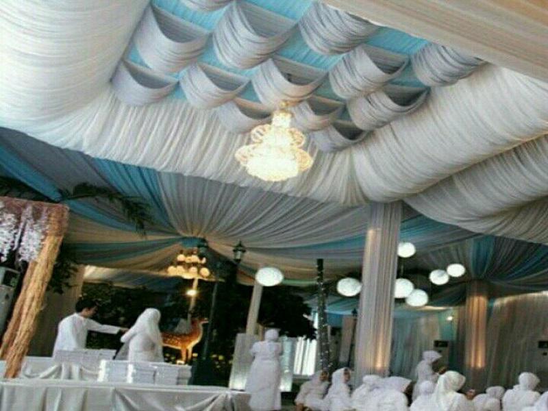 Sewa Tenda Dekorasi VIP 6
