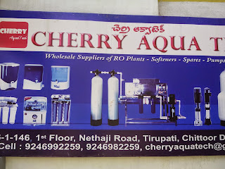 CHERRY AQUA TECH TIRUPATI