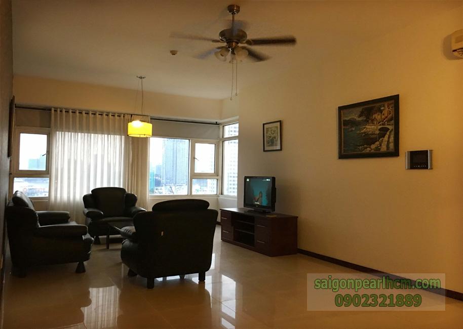 Bán gấp căn hộ Saigon Pearl chính chủ 140m2 tòa nhà Ruby 1 - hình 3