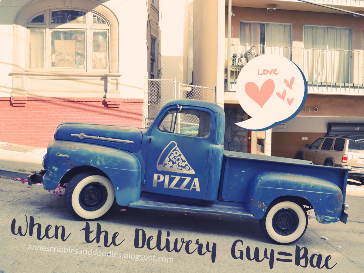 5 Occasions When the Food Delivery Guy Equals Bae