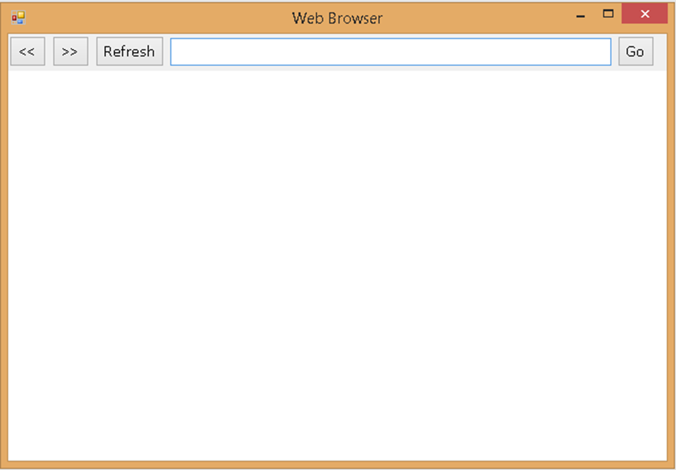 How to Create a Web Browser in Visual Basic