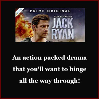 Reviewing Tom Clancy's Jack Ryan - The TV Series