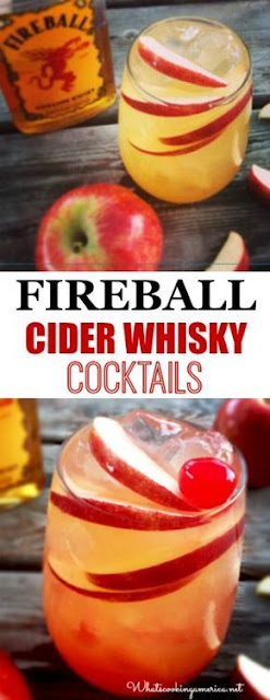 Fireball Cider Cocktail Recipes