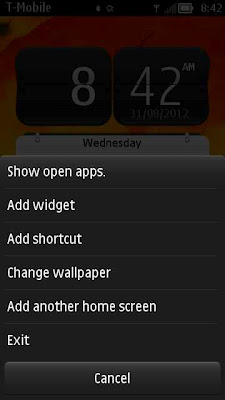 How to Run Symbian Belle on S60V5 Devices - Belle Shell