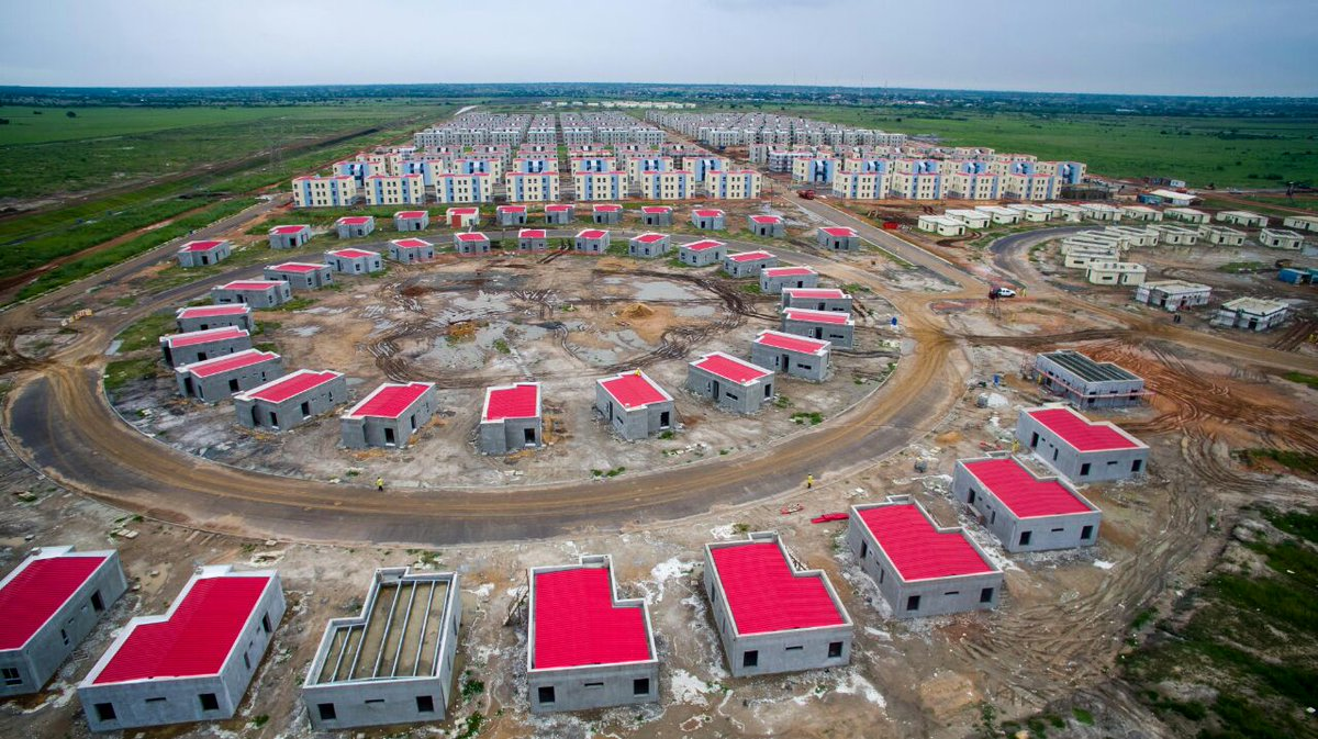 Salegmi housing project