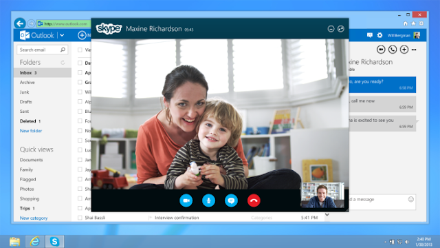 How To Enable Skype On Outlook.com