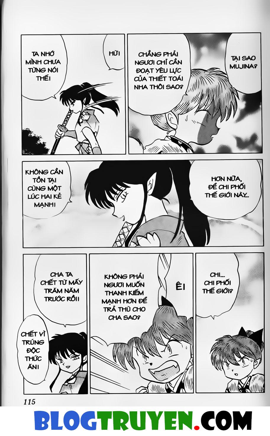 Inuyasha vol 39.7 trang 4