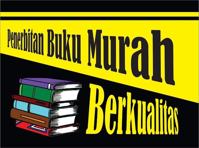 Paket Penerbitan Buku Ber-ISBN Murah dan Berkualitas di Yogyakarta